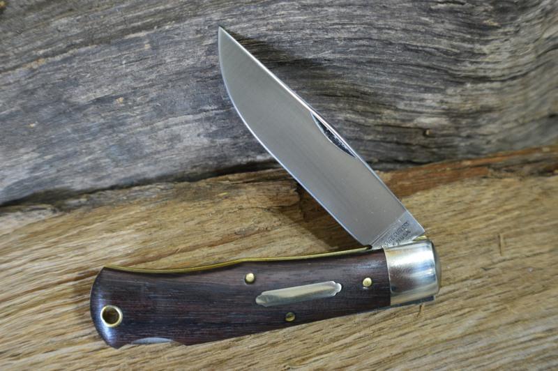 72 Mini Lockback East Indian Rosewood